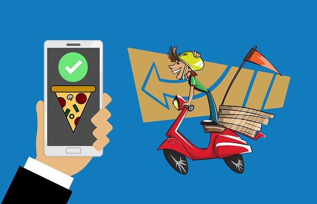 Benefits of food ordering apps